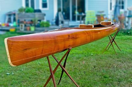 Drewniany kajak od A do Z