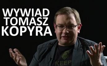 Wywiad z Tomaszem Kopyrą - Szczerze z YouTuberem
