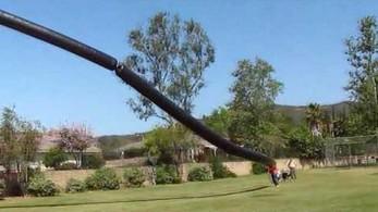 30 metrowy latawiec solarny wybiera wolność