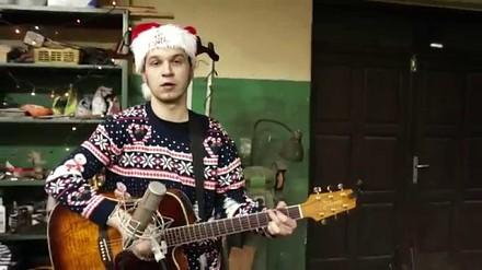 Johnny Trzy Palce - Świąteczny blues