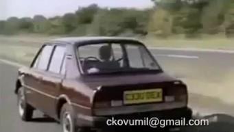 Top Gear - porównanie Fiata 125p, Łady 2107, Skody 105 S i Yugo 45 A