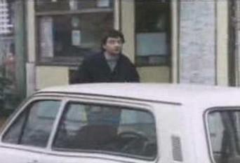 Rowan Atkinson w początkach telewizyjnej kariery