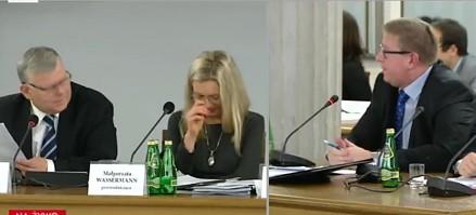Komisja ds. Amber Gold konkuruje z Bareją - jaką zna pan carycę?