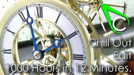 Krótki film o budowaniu zegara