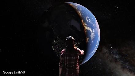 Zwiedzaj świat dzięki Google Earth VR