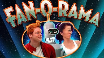 Fan-O-Rama, czyli Futurama po amatorsku
