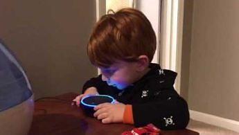 Amazon Echo i dziecko - to niebezpieczna mieszanka