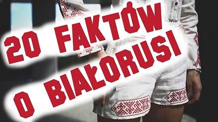 20 faktów o Białorusi