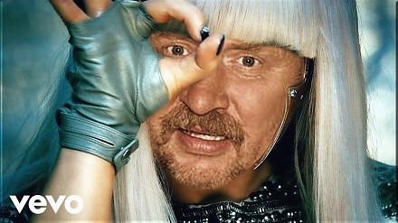 """Ferdynand Kiepski w remiksie """"Poker Face"""" Lady Gagi"""