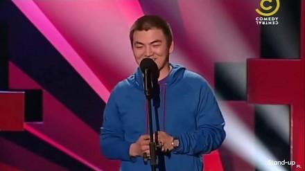Davaa Tse - Mongoł na Stand-up Comedy
