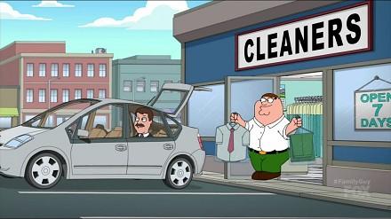 Peter zostaje kierowcą Ubera