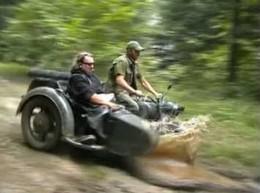 Motocyklowy off-road radzieckimi motocyklami i nie tylko