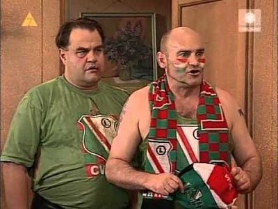 """Po czym rozpoznać kibica Polonii? """"Miodowe lata"""""""