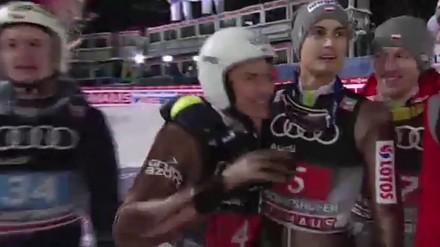 Kamil Stoch - Zwycięzca 65 TCS - 2016/2017 - Wszystkie skoki