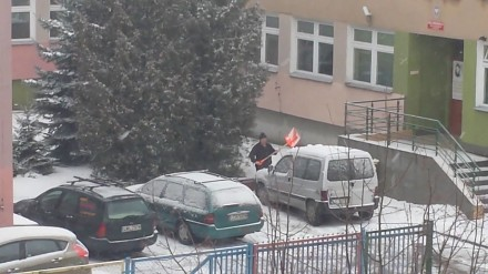 W nocy znów zasypało ci samochód śniegiem?