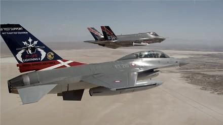 Pokaz możliwości myśliwca wielozadaniowego F-35A