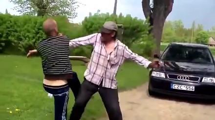 Ozzy Man Reviews: Najlepsza walka po pijaku