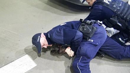 Wjechał na zakaz, a ochroniarz chciał od niego 80 złotych - sprawę wyjaśniła Policja