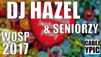 Dj Hazel na WOŚP - Bezpieczna zabawa