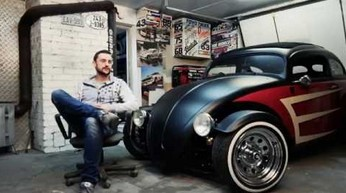 VW 1200 Garbus '65 Volksrod Hot Rod Custom