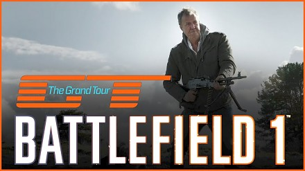 Trailer Battlefield 1 a'la Grand Tour
