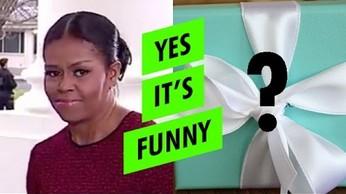 Już wiemy, co dostała Michelle Obama
