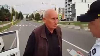 Słowacka kontrola rozzłoszczonego kierowcy