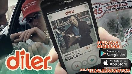DILER - aplikacja mobilna dla uzależnionych