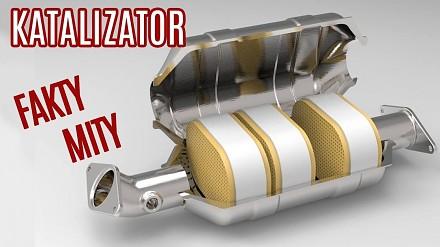 Katalizator w samochodzie - Fakty i Mity