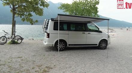 Volkswagen California - Kamper to styl życia!