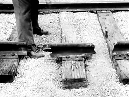 Jak wykoleić pociąg? Sprawdzano to już w 1944 roku