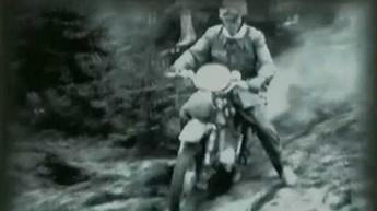 Legendarne motocykle MZ - film dokumentalny