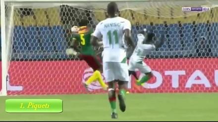 10 najlepszych goli w Mistrzostwach Afryki!