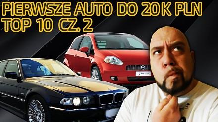10 najlepszych aut na pierwszą furę za 15-20 tys. zł  #2