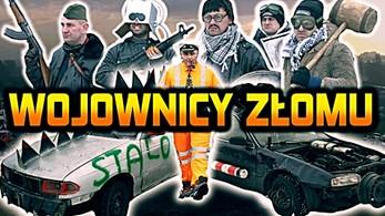 Wojownicy Złomu - największa rozpierducha polskiego youtuba