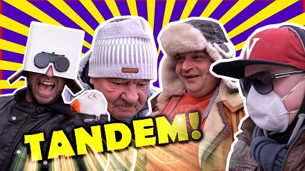 "Chwytak & Dj Wiktor - ""TANDEM"" (AC/DC - Thunderstruck)"