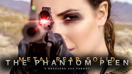 Brazzers i parodia XXX gry Metal Gear Solid