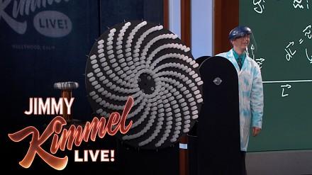 Niesamowite eksperymenty naukowe u Jimmy'ego Kimmela
