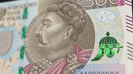 Od dziś w obiegu nowy banknot - 500 zł
