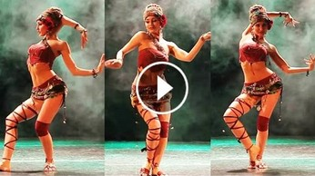 Wspaniały taniec i doskonała kontrola własnego ciała