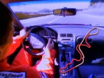 Przejazd Hondą NSX z 3-krotnym mistrzem świata w F1