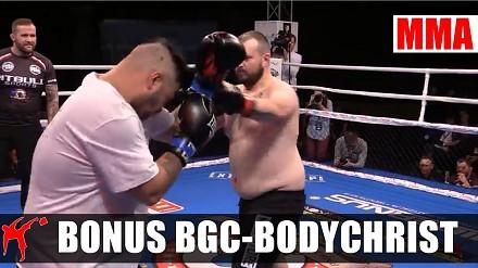 """Walka stulecia w Poznaniu - Bonus """"Urodzony by walczyć"""" BGC vs Bodychrist"""