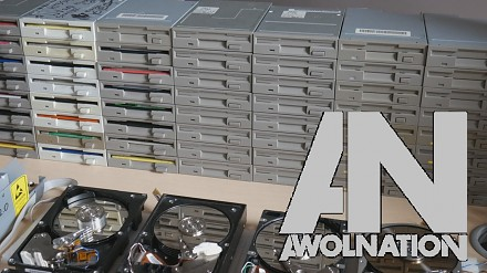 Awolnation - Sail zagrane na sprzęcie komputerowym