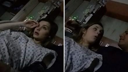 Przez środki przeciwbólowe zapomniała, że urodziła dziecko