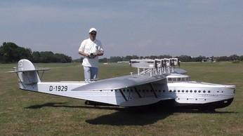 Zdalnie sterowany samolot DORNIER DO-X 1a w skali 1:10