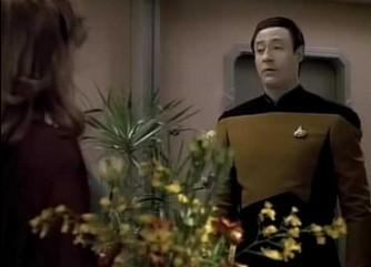 Android ze Star Treka pokazuje jak się wyrywa lachona