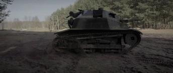 Fabularyzowany dokument o polskich tankietkach