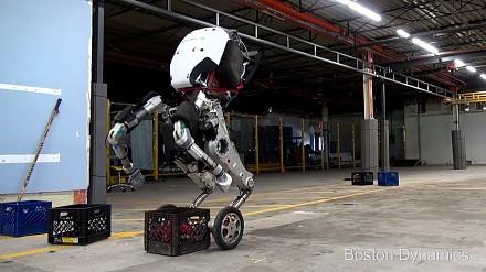 Jeździ, skacze, kręci się i dźwiga ciężary - kolejne cudo z Boston Dynamics