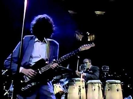 Jimmy Page gra Szopena