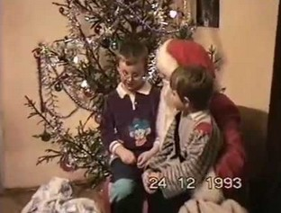 Mikołaj 20 lat temu i konfident wszech czasów